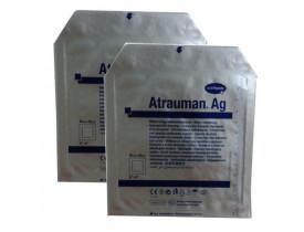 HARTMANN Atrauman Ag 10 x 10 cm (2 pacotes)