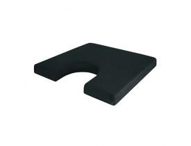 perfetto-almofada-protetor-de-coccix-perfil-baixo-preta