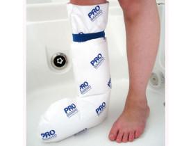 BIOFLORENCE Capa Protetor Ortpédico Perna Inteira para Banho Probanho