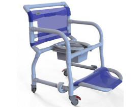 CARCI Cadeira Higiênica Multi Uso PVC Carcilife Obeso 300CLO