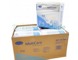 Caixa HARTMANN Fralda Molicare Premium Soft Extra EG (4 pctes com 14 unid./cada)