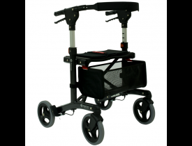 Andador com rodas FREEDOM Walker Plus P Preto (pequeno)