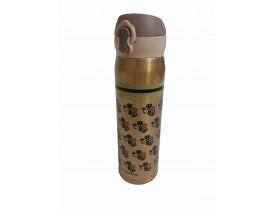Garrafa Inox Belle 500 ml BM360796 Dourada