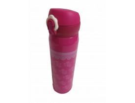 Garrafa Inox Belle 500 ml BM360796 Rosa