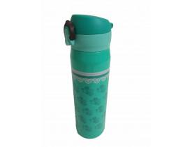Garrafa Inox Belle 500 ml BM360796 Verde Tiffany