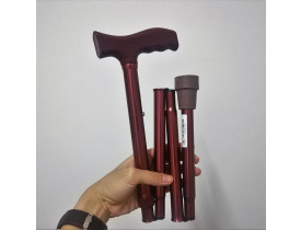 praxis-bastao-comfort-ST301-bengala-bronze-dobrada
