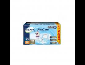 Caixa TENA Slip Super M (4 pacotes com 20 unidades cada)