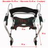 MERCUR-Andador-de-Aluminio-com-4-Rodas-e-Assento-BC1550-medidas